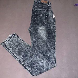 Denim - High waisted jeans